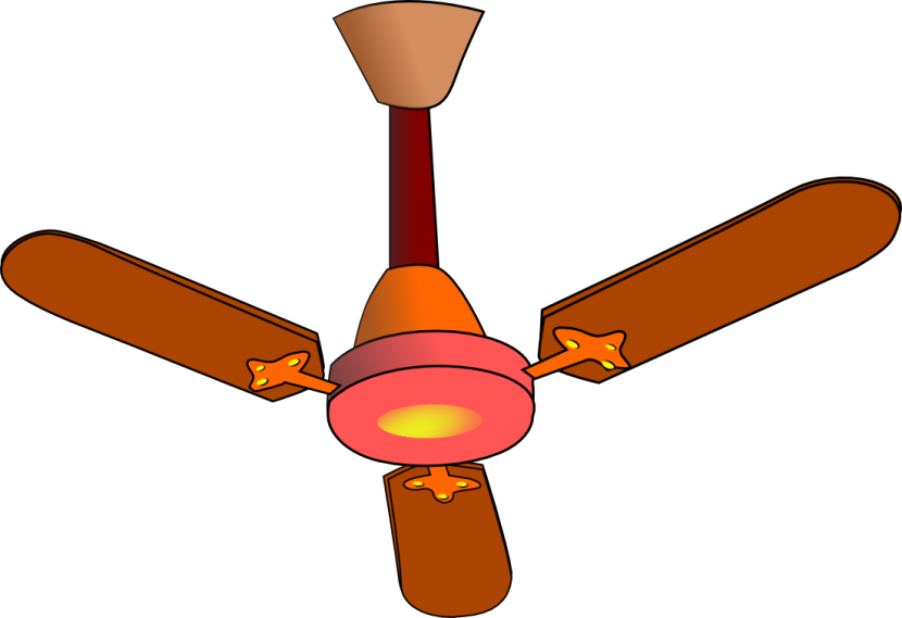 Ceiling Fan Clipart Free Clipart Images