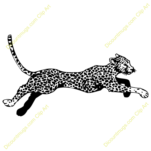 Cheetah Clipart Free Clipart Images