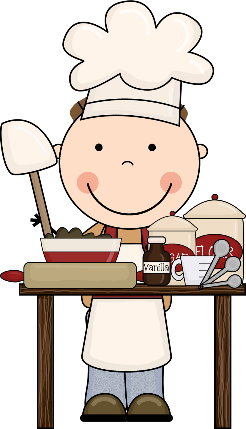 clipart cooking clip chef clipartion