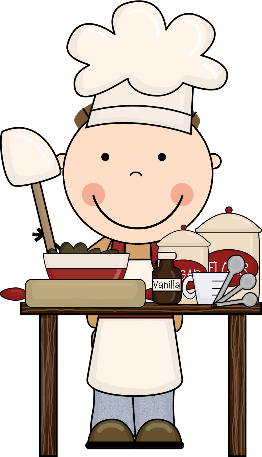 Best Cooking Clipart #9007 - Clipartion.com