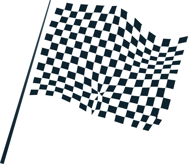 Chequered Flag Icon Clip Art At Vector Clip Art Online