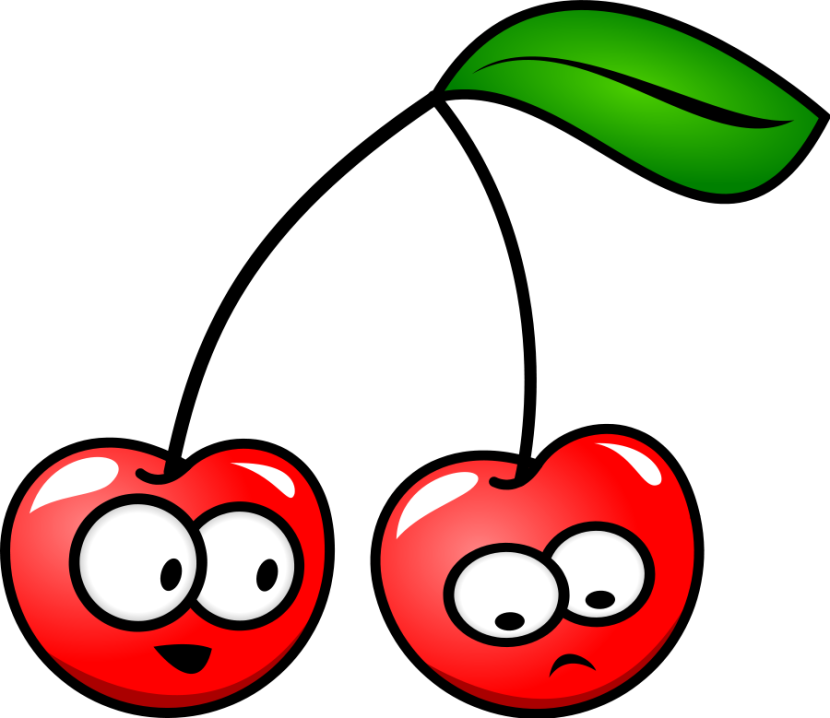 Clip Art Cherries Clipart best cherry clipart 15849 clipartion com black and white free images