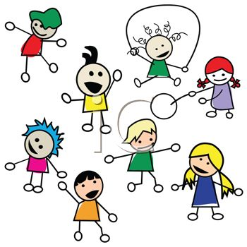 Children Playing Clipart Free Clip Art Images