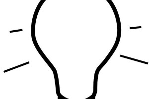 Christmas Light Bulb Clip Art Black And White Funny Pics