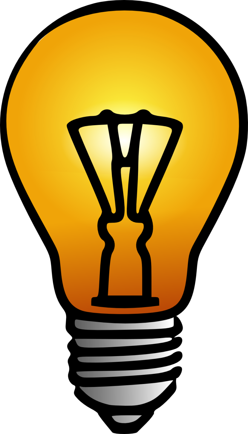 Best Lightbulb Clipart #10790 - Clipartion.com