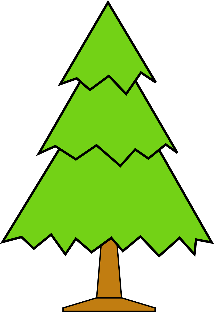 Christmas Tree Clipart Free Clipart Images
