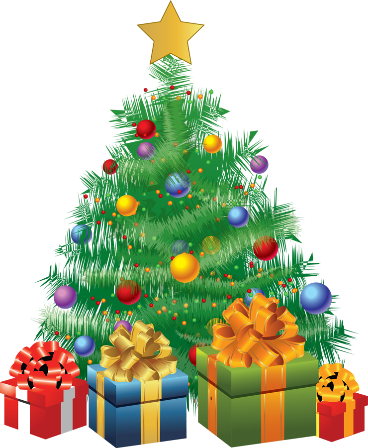 Best Christmas Tree Clip Art #11445 - Clipartion.com