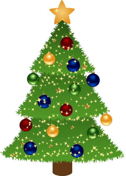 Christmas Tree7 Png