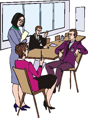 Church Board Meeting Our Monthly Meetings Clipart Free Clip Art