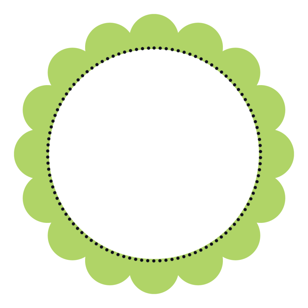 Circle Frame Clip Art Free Clipart Images