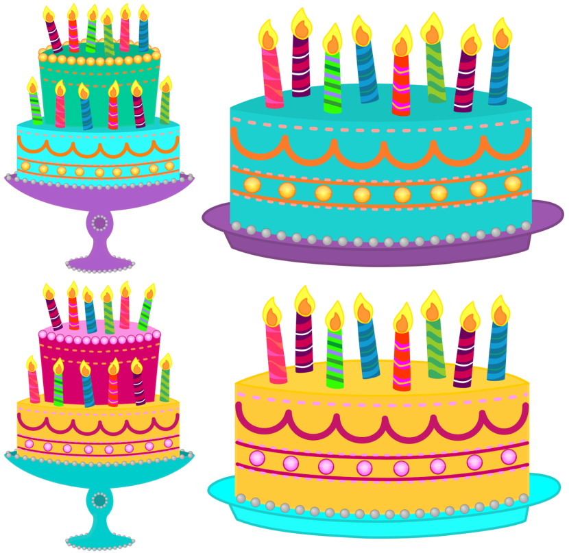 Birthday Cake Templates Free