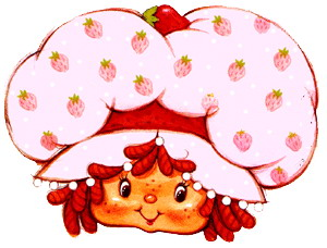 Clip Art Clip Art Strawberry Shortcake