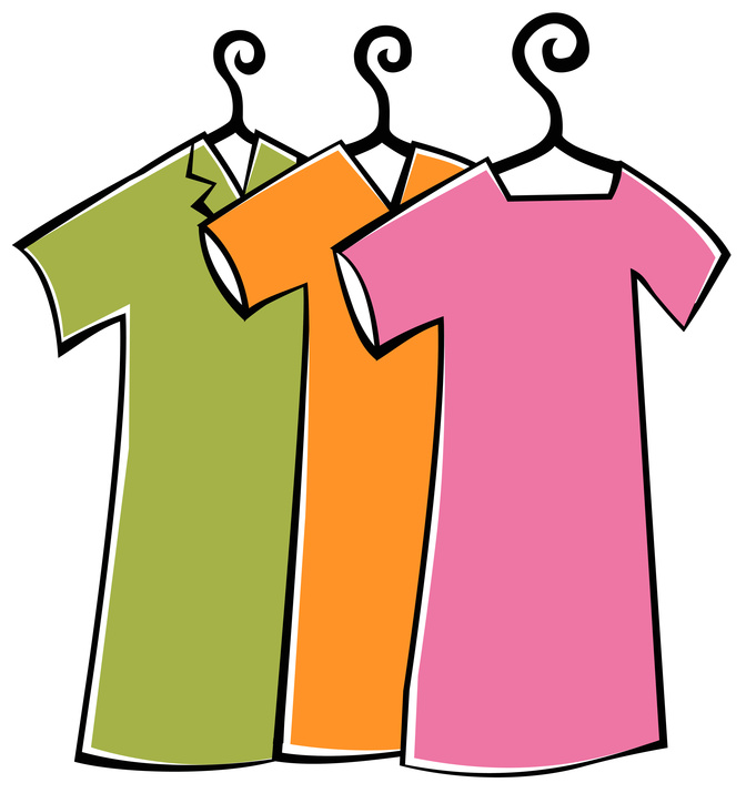 Clip Art Clothes