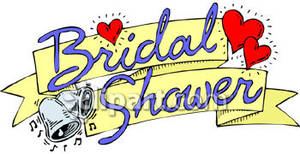 Bridal Shower Clip Art 8940