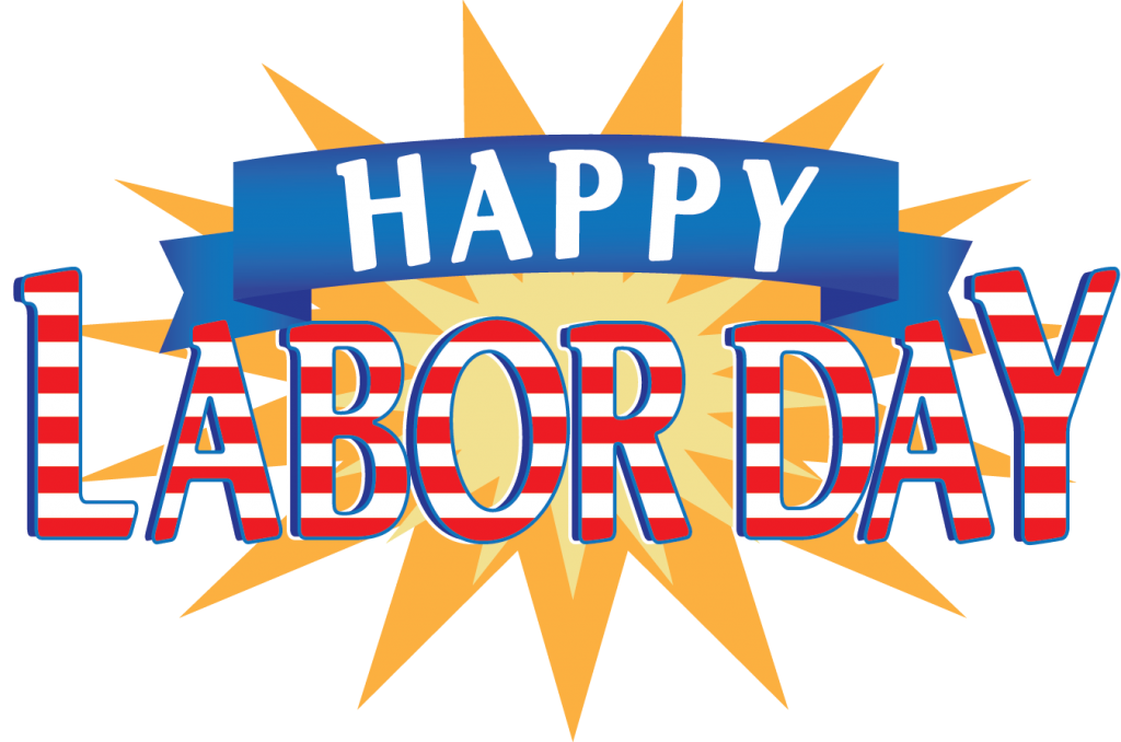 Clip Art Labor Day