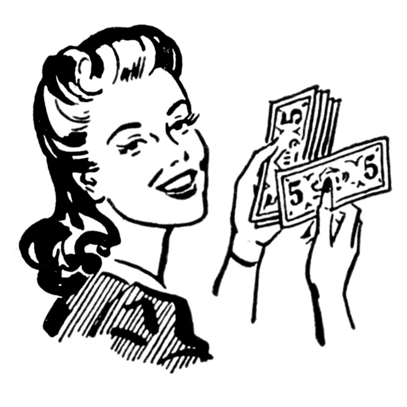 Clip Art Money Pictures