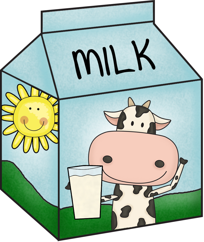 Clip Art Of Milk