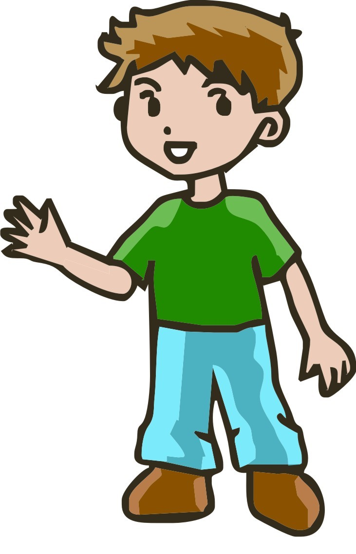 Clip Art Person With Checklist Clipart