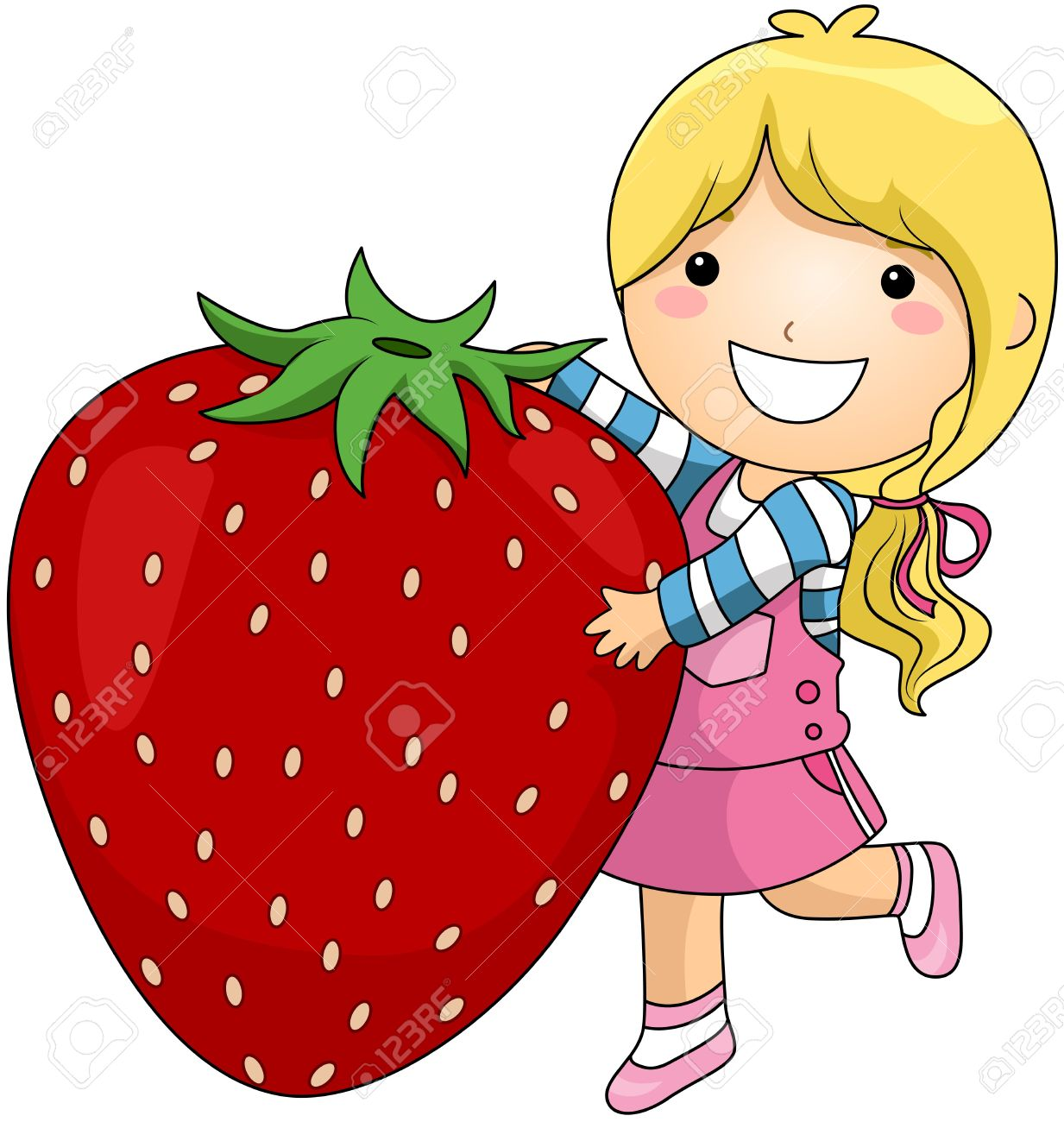 Clip Art Strawberry Stock Photos Images Royalty Free Clip Art