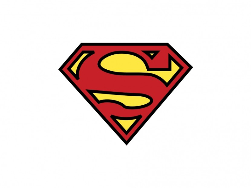 superman birthday clipart - photo #43