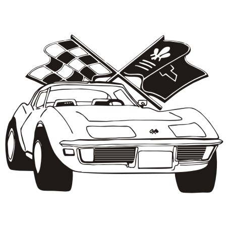 Clipart Amp Design Ideas Clipart Transportation Corvette