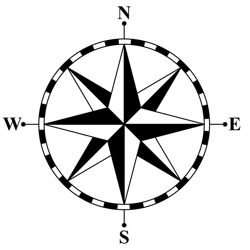 Clipart Compass Rose Royalty Free Clipart Images