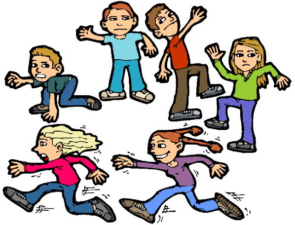 Clipart Kids Playing