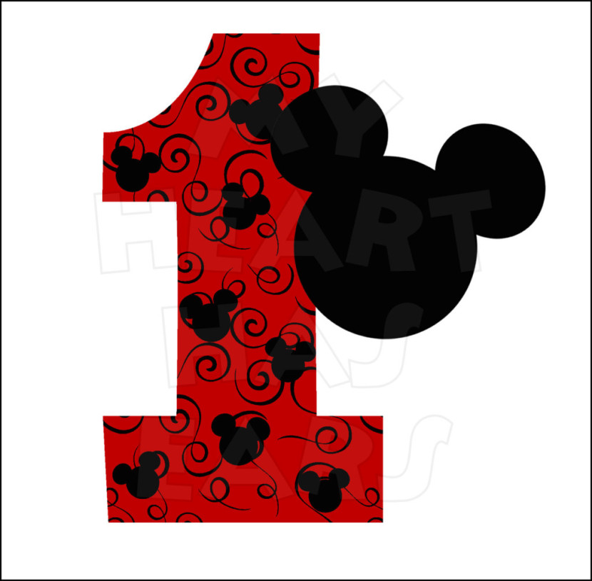Clipart Mickey Mouse