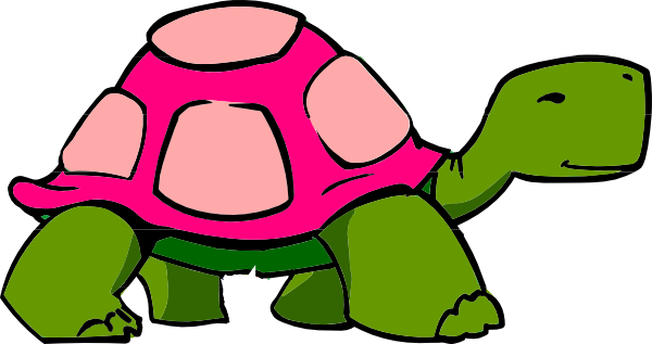 Clipart Of A Turtle