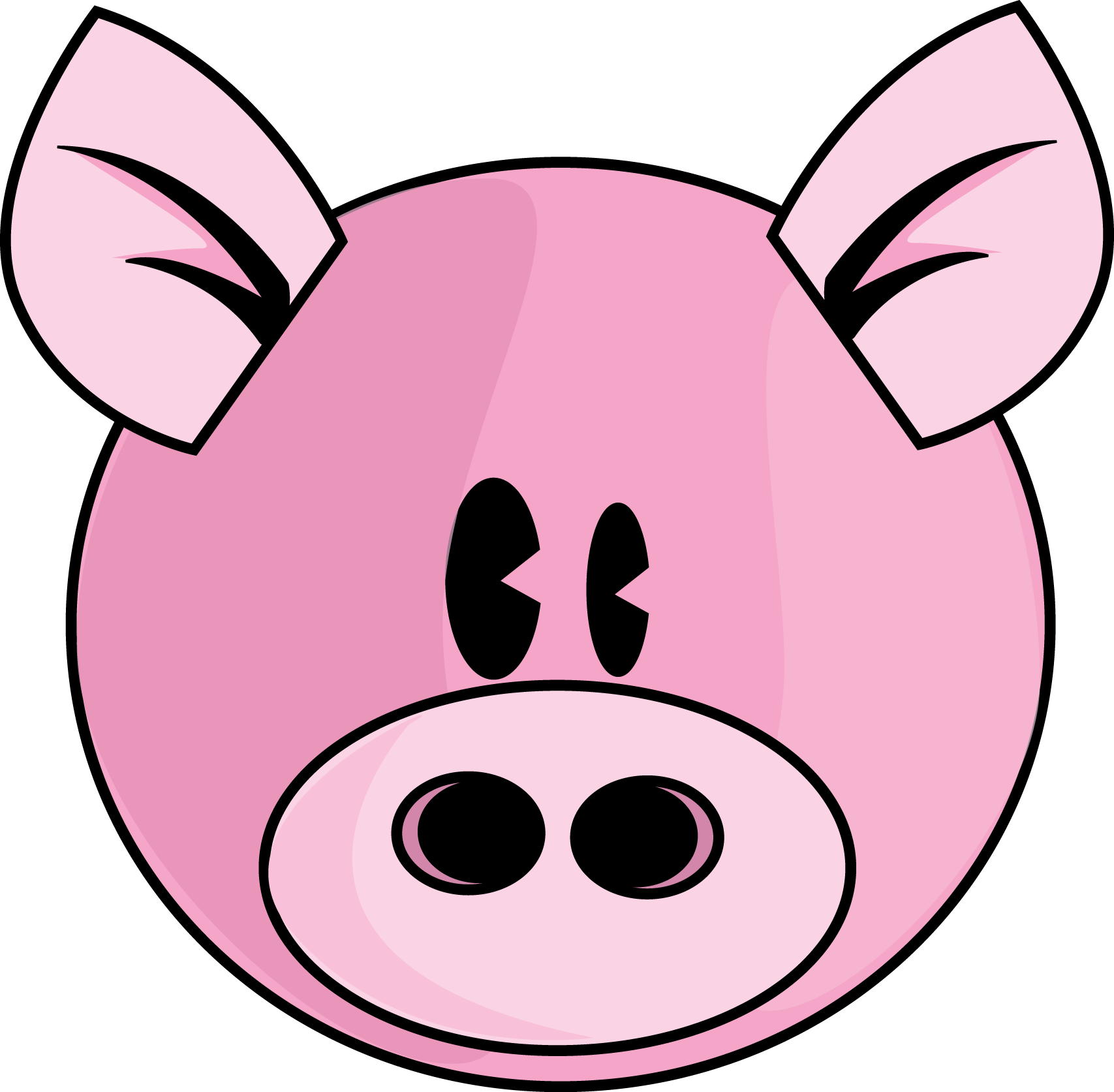 Clipart Pig Face Picture Clipart Free Clip Art Images