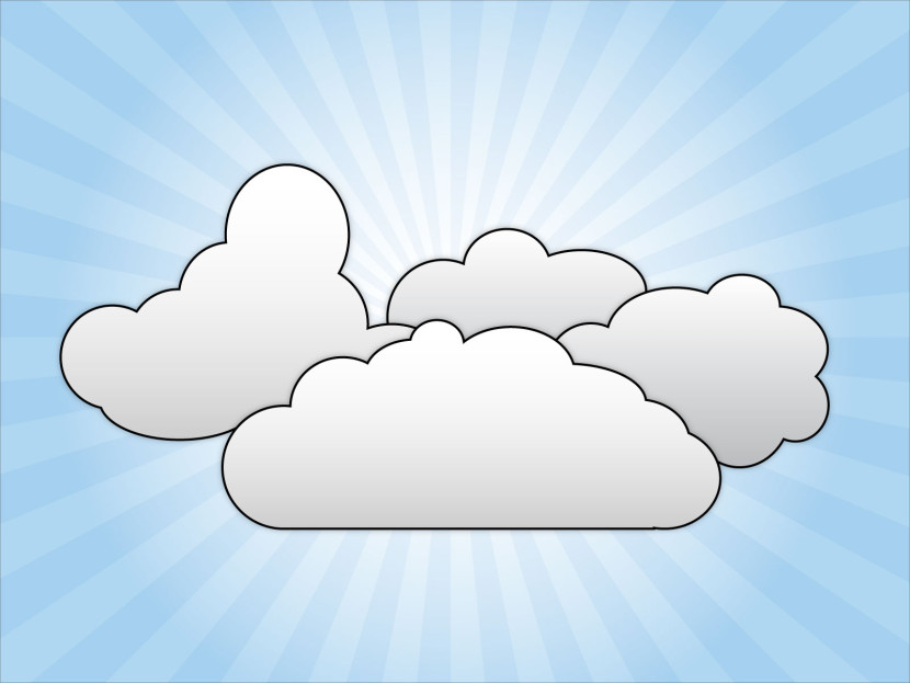 Cliparti1 Clouds Clip Art