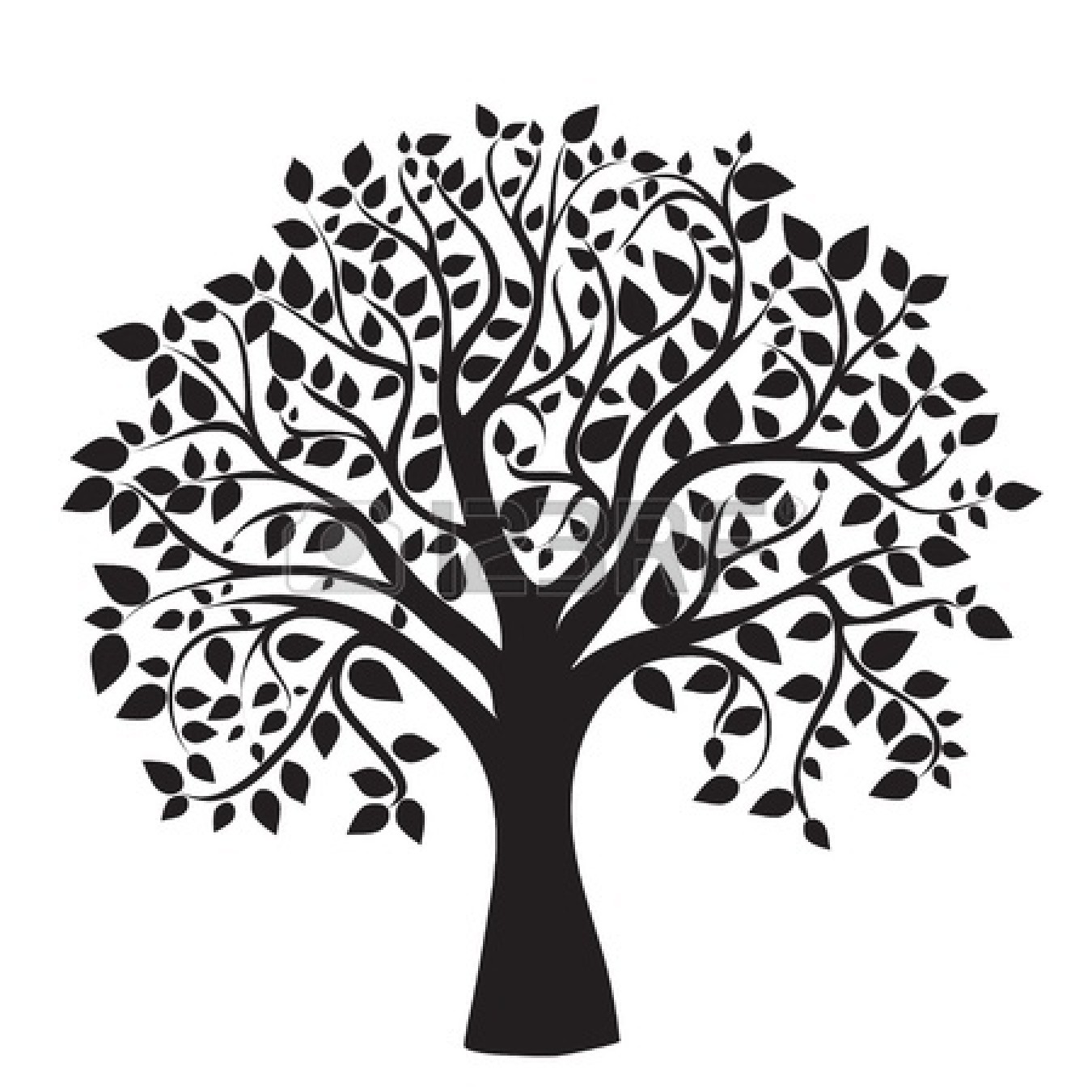 Cliparti1 Family Tree Clipart