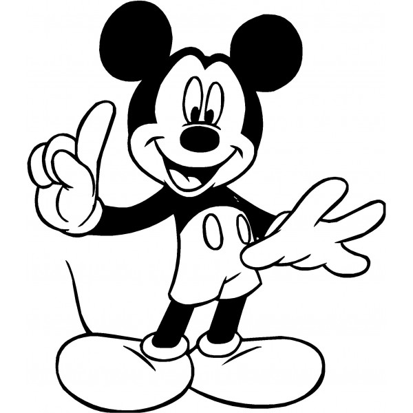 Mouse clip art black and white - photo#46