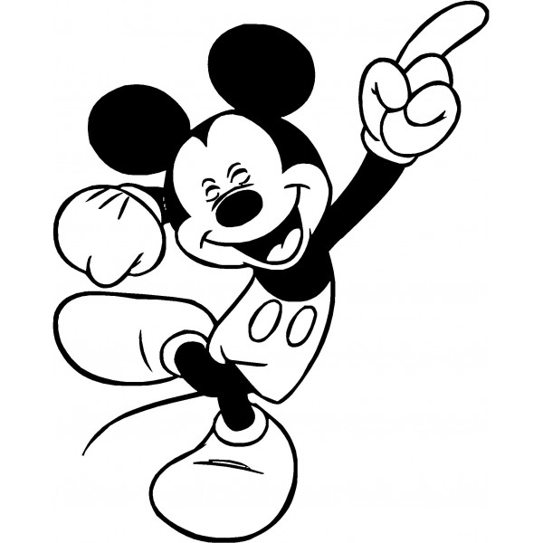 Cliparti1 Mickey Mouse Clip Art