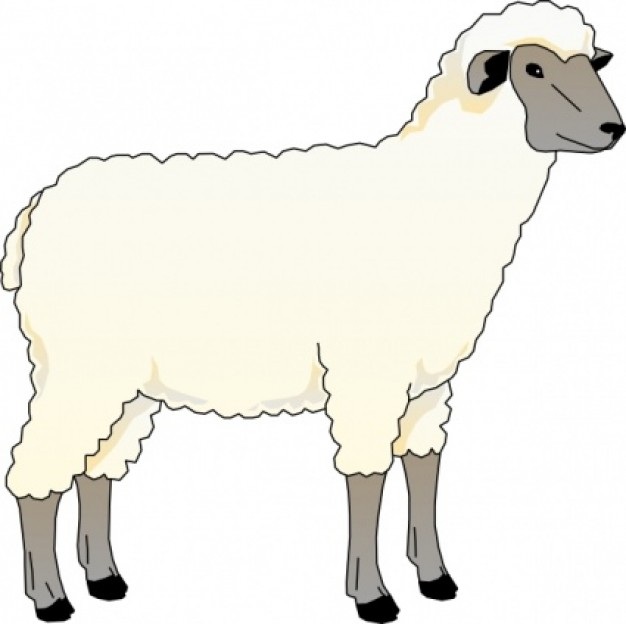 Cliparti1 Sheep Clipart