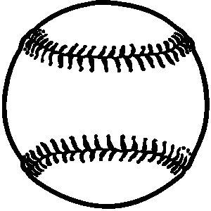 Cliparti1 Softball Clip Art