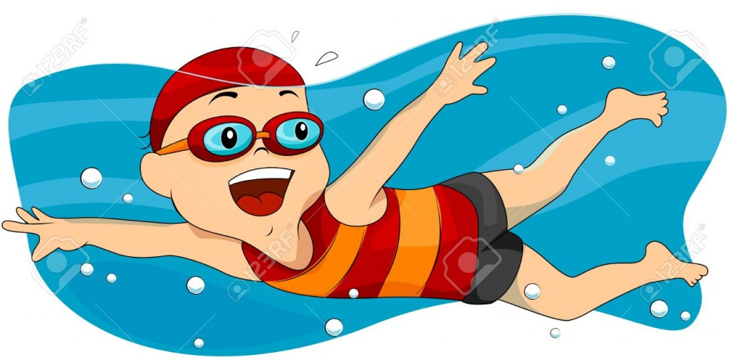 Best Swimming Clipart #7775 - Clipartion.com