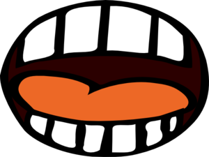 Closed Mouth Clipart Free Clipart Images