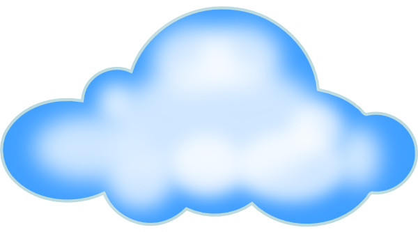 Cloud Clip Art At Vector Clip Art Online Royalty Free