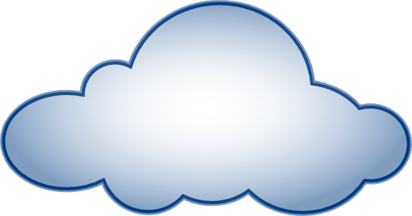 Cloud Clip Art Gallery