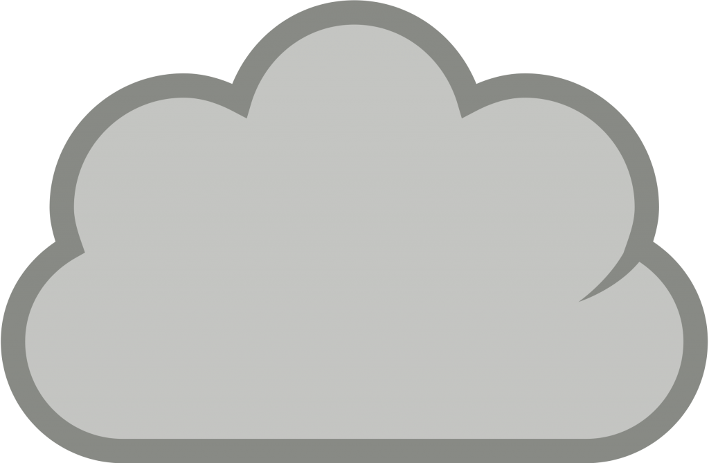 Cloud Clipart Black And White Free Clipart Images
