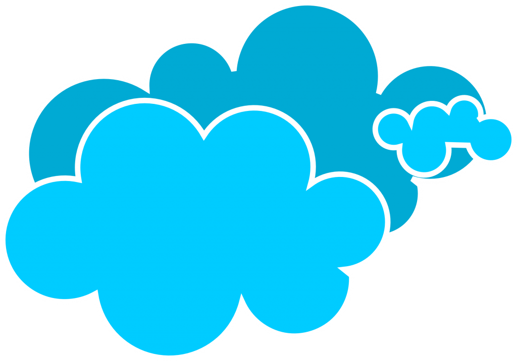 Cloud Clipart Sky With Clouds