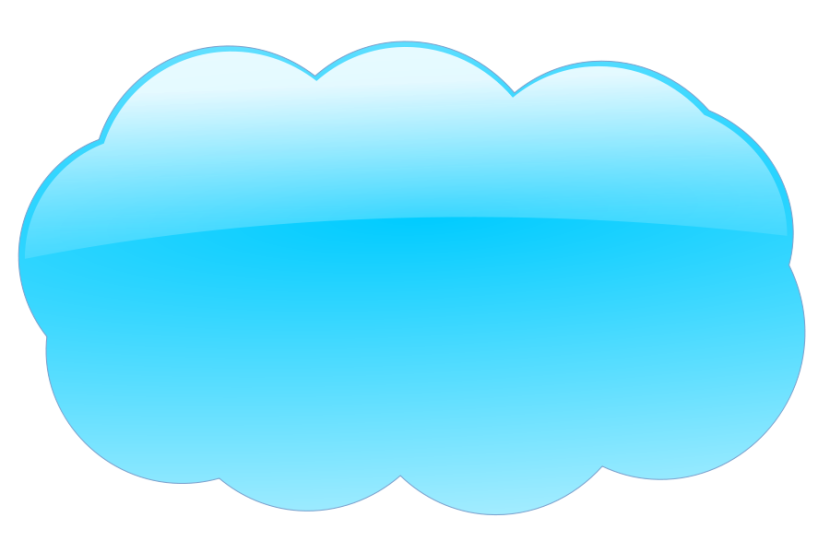 Cloud Clipart Vector Clip Art Online Royalty Free Design