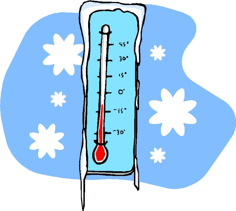 Cold Thermometer Clip Art Free Clipart Images