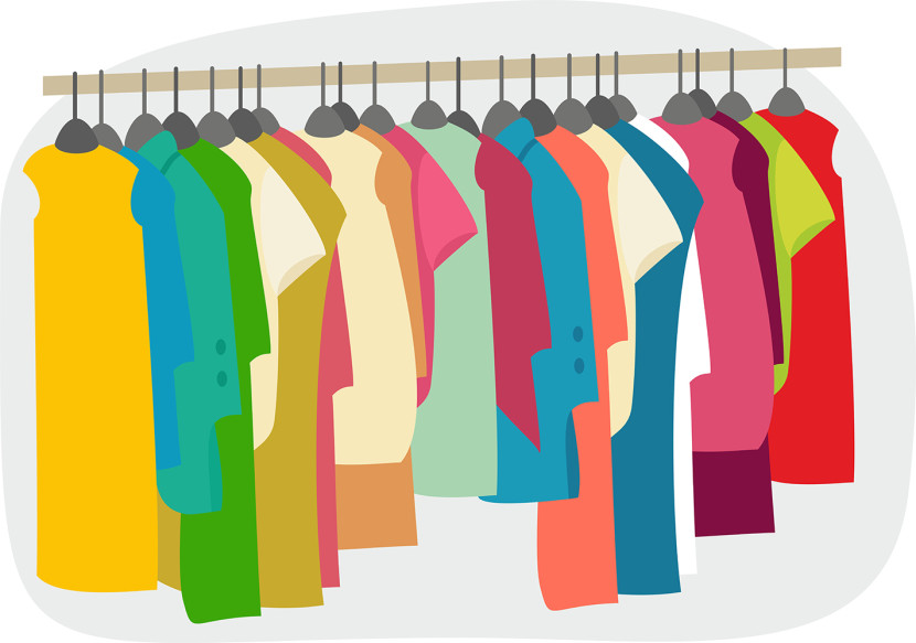 Community Clothes Closet Clipart Free Clipart