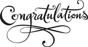 Congratulations Clipart And Illustration Congratulations