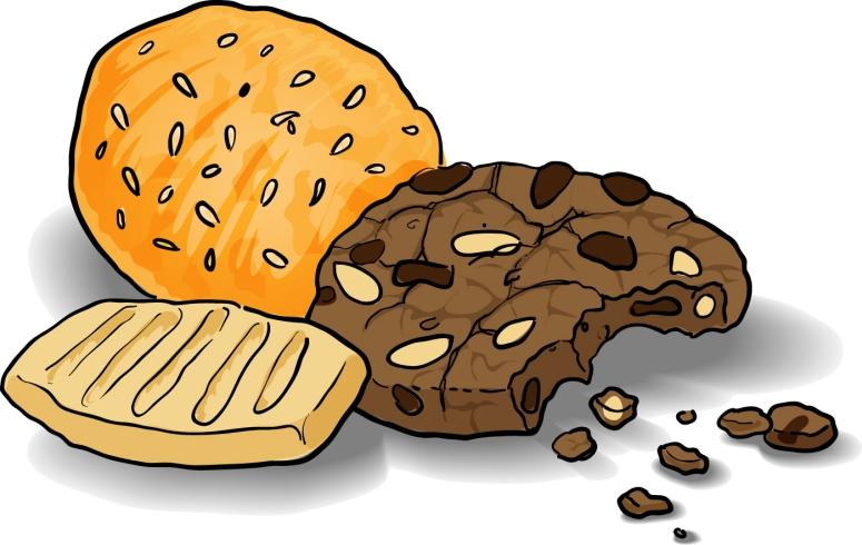 Best Cookie Clipart #9610 - Clipartion.com