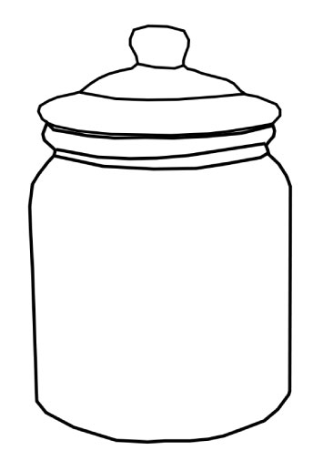 Cookie Jar Clipart Free Clipart Images