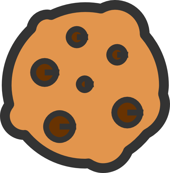 Best Chocolate Chip Cookie Clipart #15872 - Clipartion.com