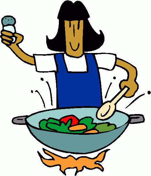 Cooking Food Clip Art 5